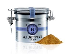 Salt Lakritspulver från Asien